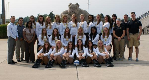 Adrian College - Womens Varsity Volleyball