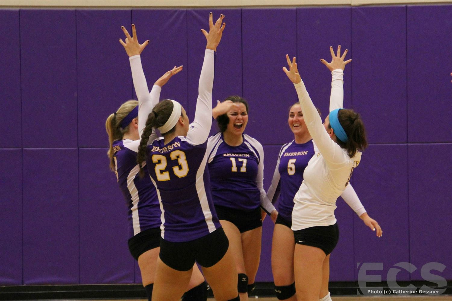 Emerson College - Emerson Women's Volleyball