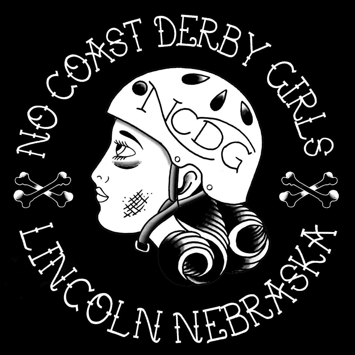 No Coast Derby Girls - Mad Maxines
