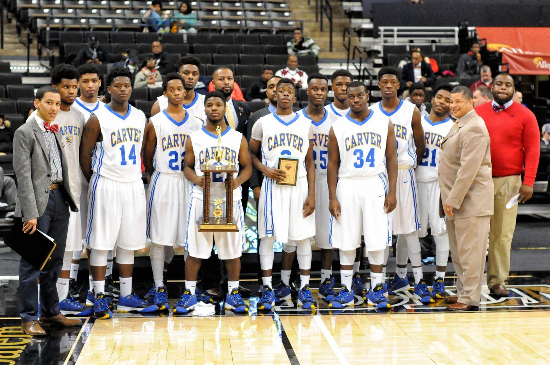 Carver High School - Boys' Varsity Basketball