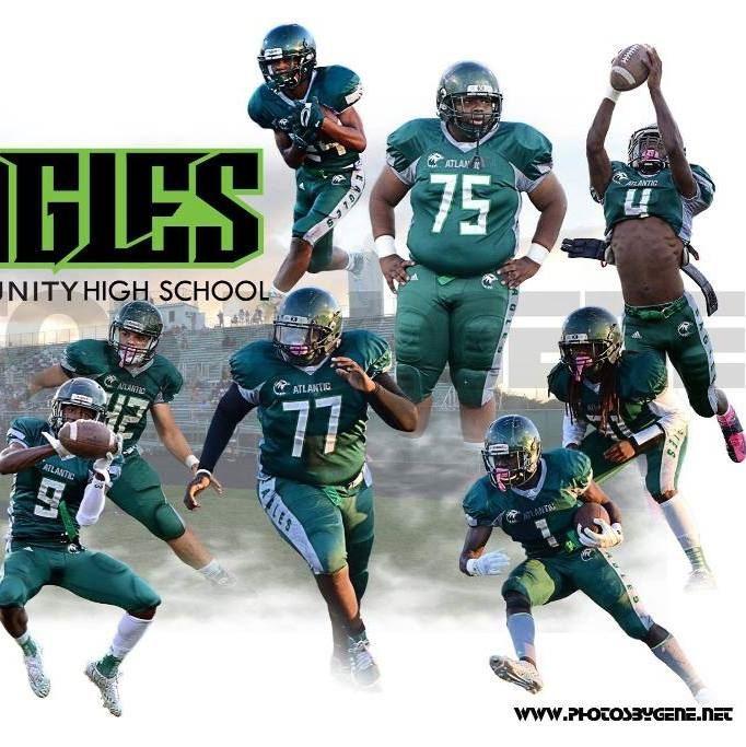 Atlantic High School - Boys Varsity Football