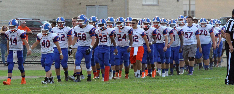 Woodstown High School - Boys Varsity Football