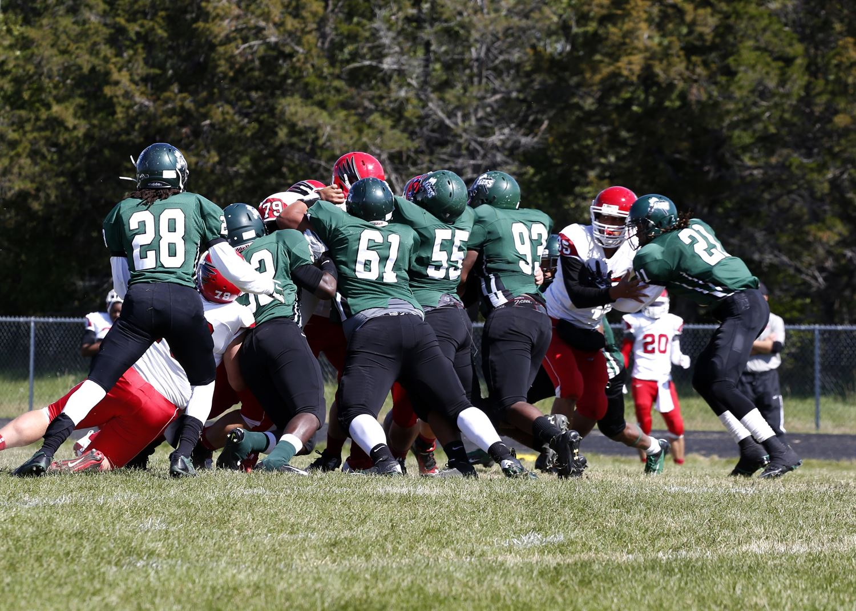 Dakota College at Bottineau - Mens Varsity Football