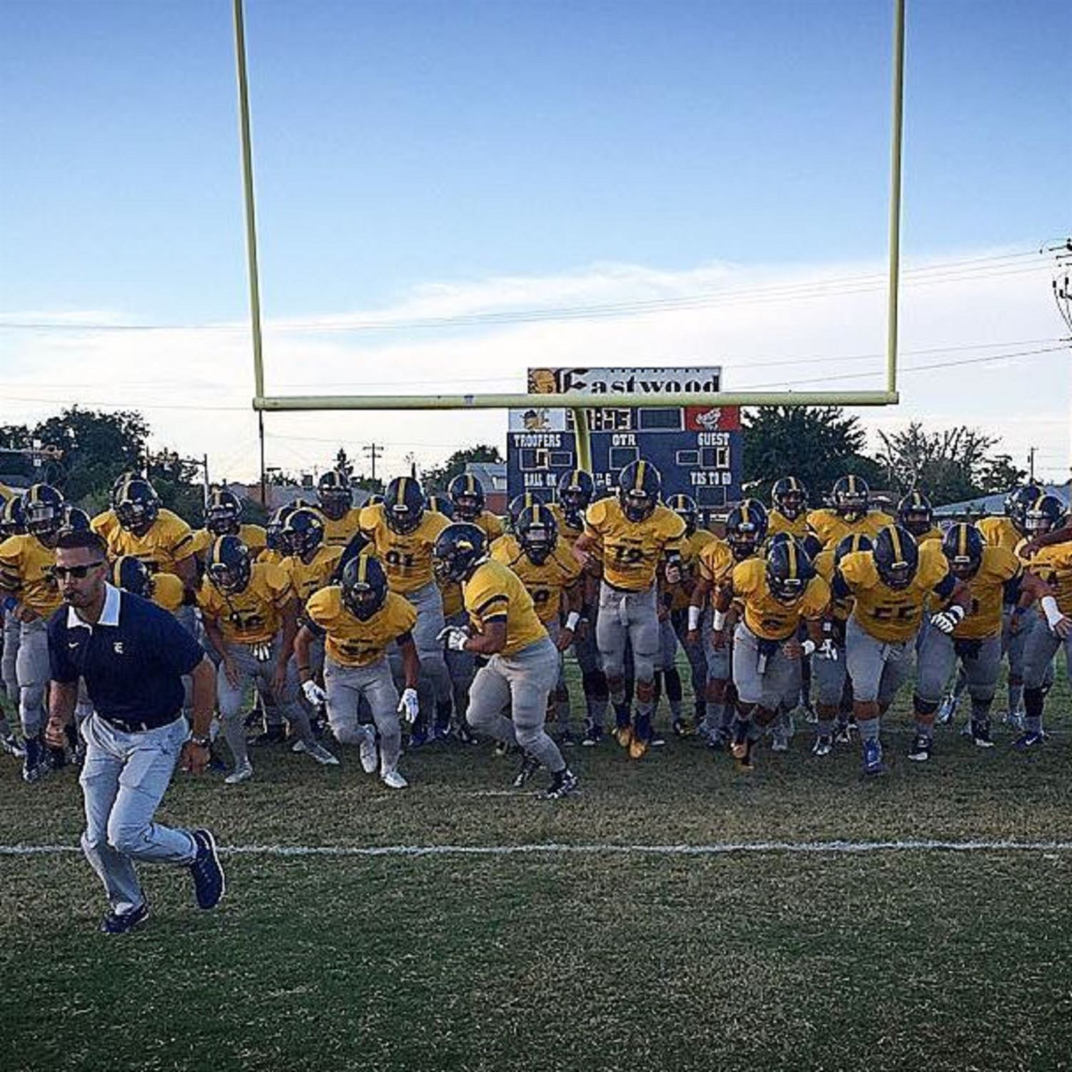 Eastwood High School - Boys Varsity Football