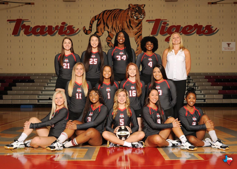 Travis High School - Travis Varsity Volleyball