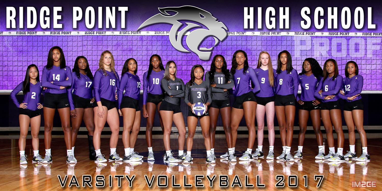 Ridge Point High School - Girls Varsity Volleyball