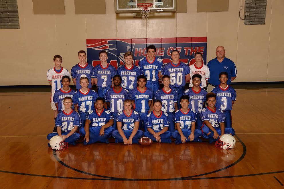 Parkview Christian School - Boys Varsity Football