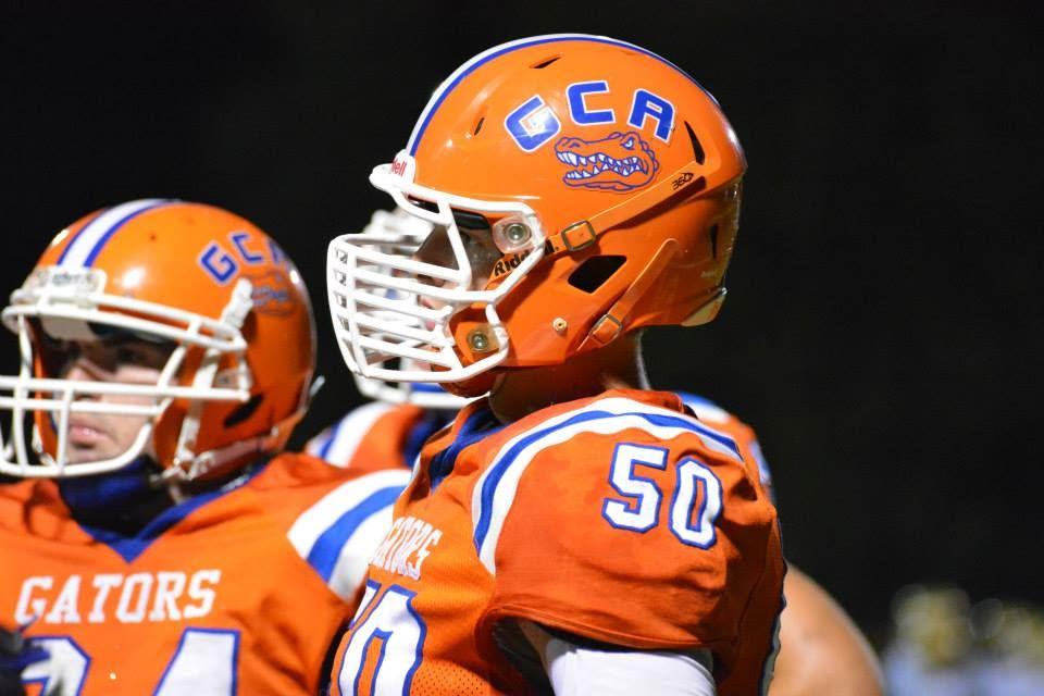 Greenbrier Christian Academy High School - Boys Varsity Football