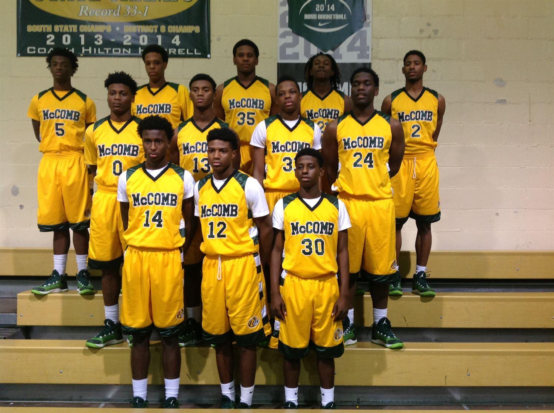 McComb High School - Varsity Basketball