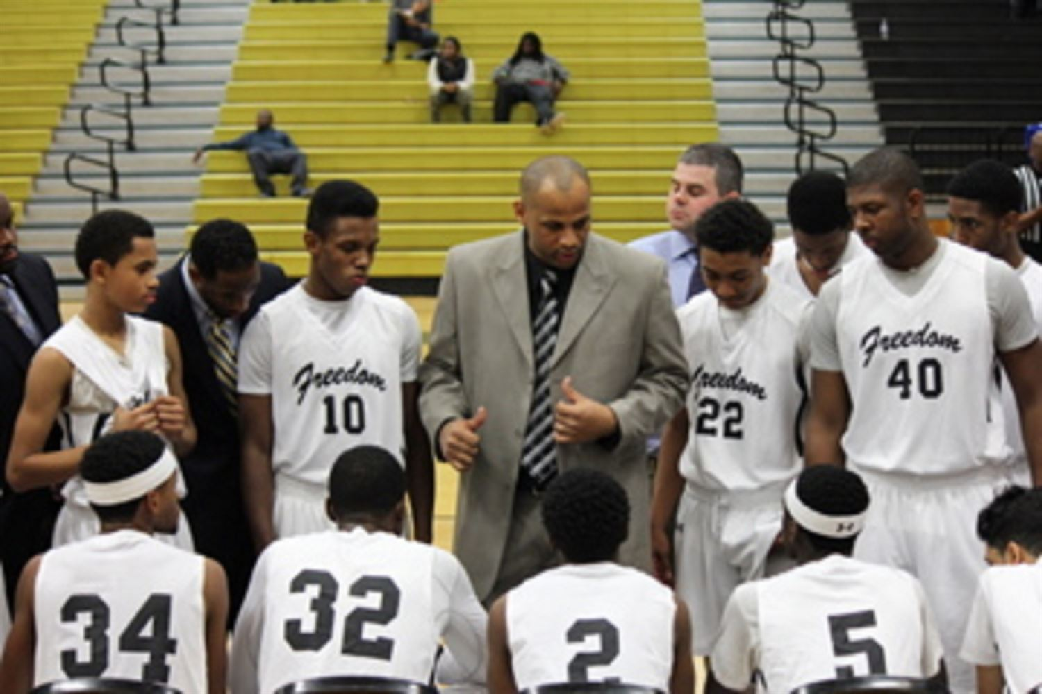 Freedom High School - Boys Varsity Basketball-FHS