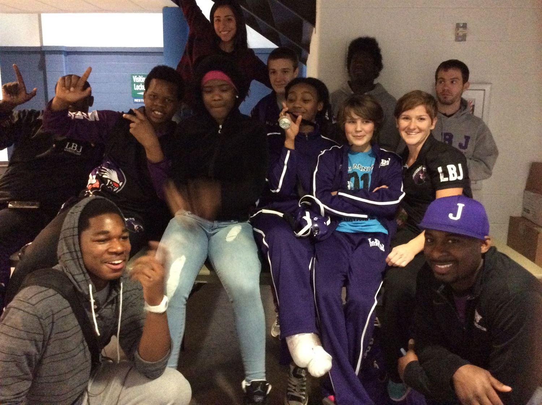 LBJ Early College High School - LBJ Jaguar Varsity Wrestling