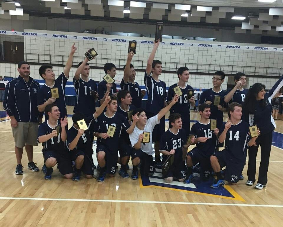Plainview Old Bethpage John F Kennedy High School - Plainview Boys Volleyball