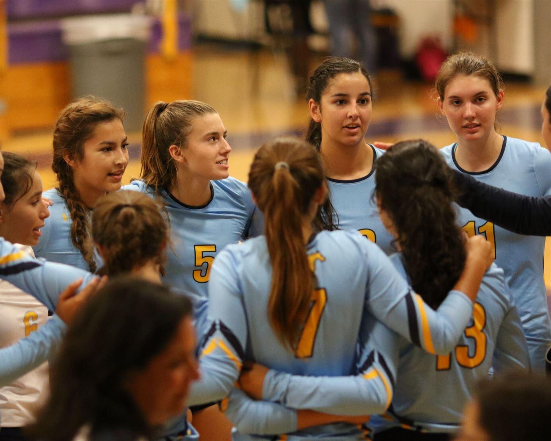 McAllen Memorial High School - Varsity Volleyball