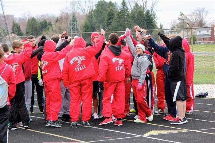 Chippewa Valley High School - Boy's & Girl's Varsity Track & Field