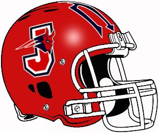 Jackson High School - Boys Varsity Football Red Devil