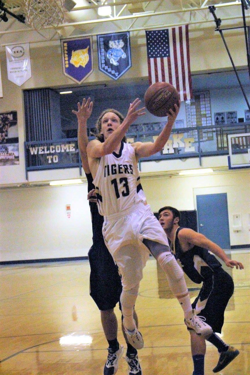 Timberlake High School - Boys' Varsity Basketball