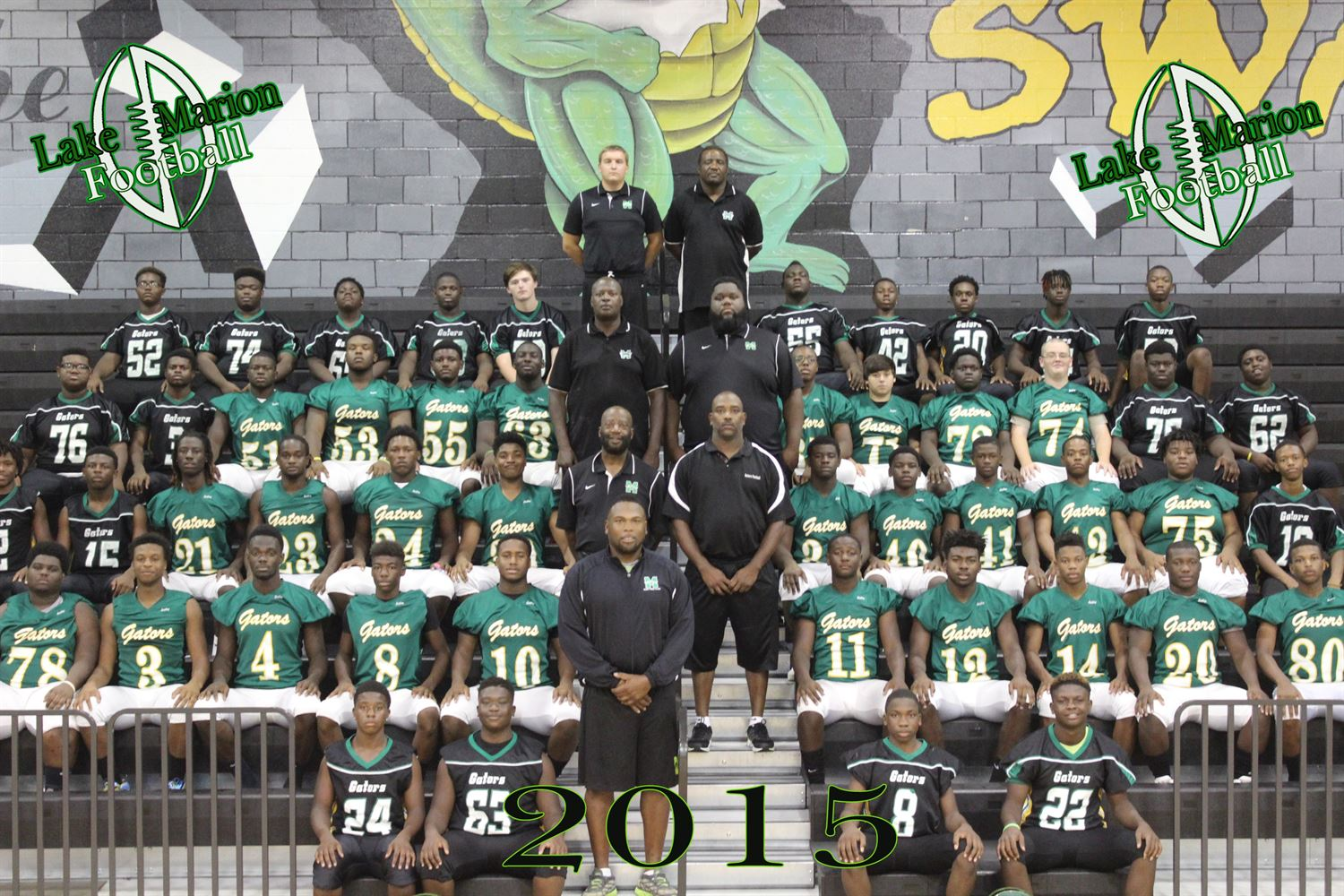 Lake Marion High School - Boys Varsity Football