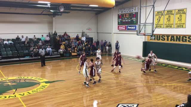 Pillow Academy - Boys' Varsity Basketball