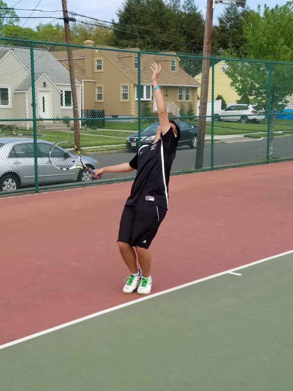 Fort Lee High School - Boys Tennis