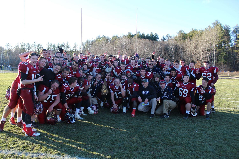 Concord High School - Boys' JV Football