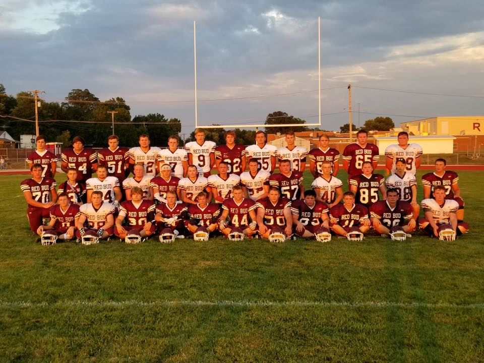Red Bud High School - Varsity Football