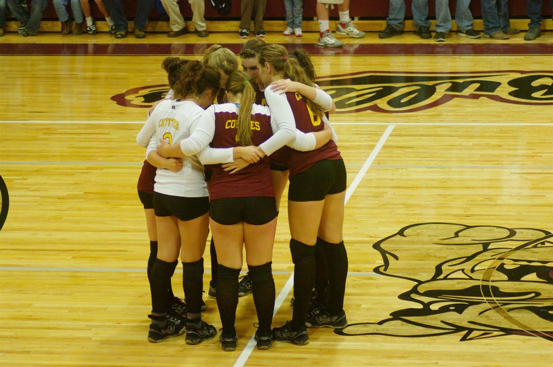 Shelby High School - Girls Varsity Volleyball