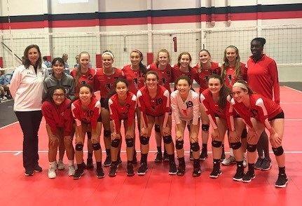 Madison High School - Girls Varsity Volleyball