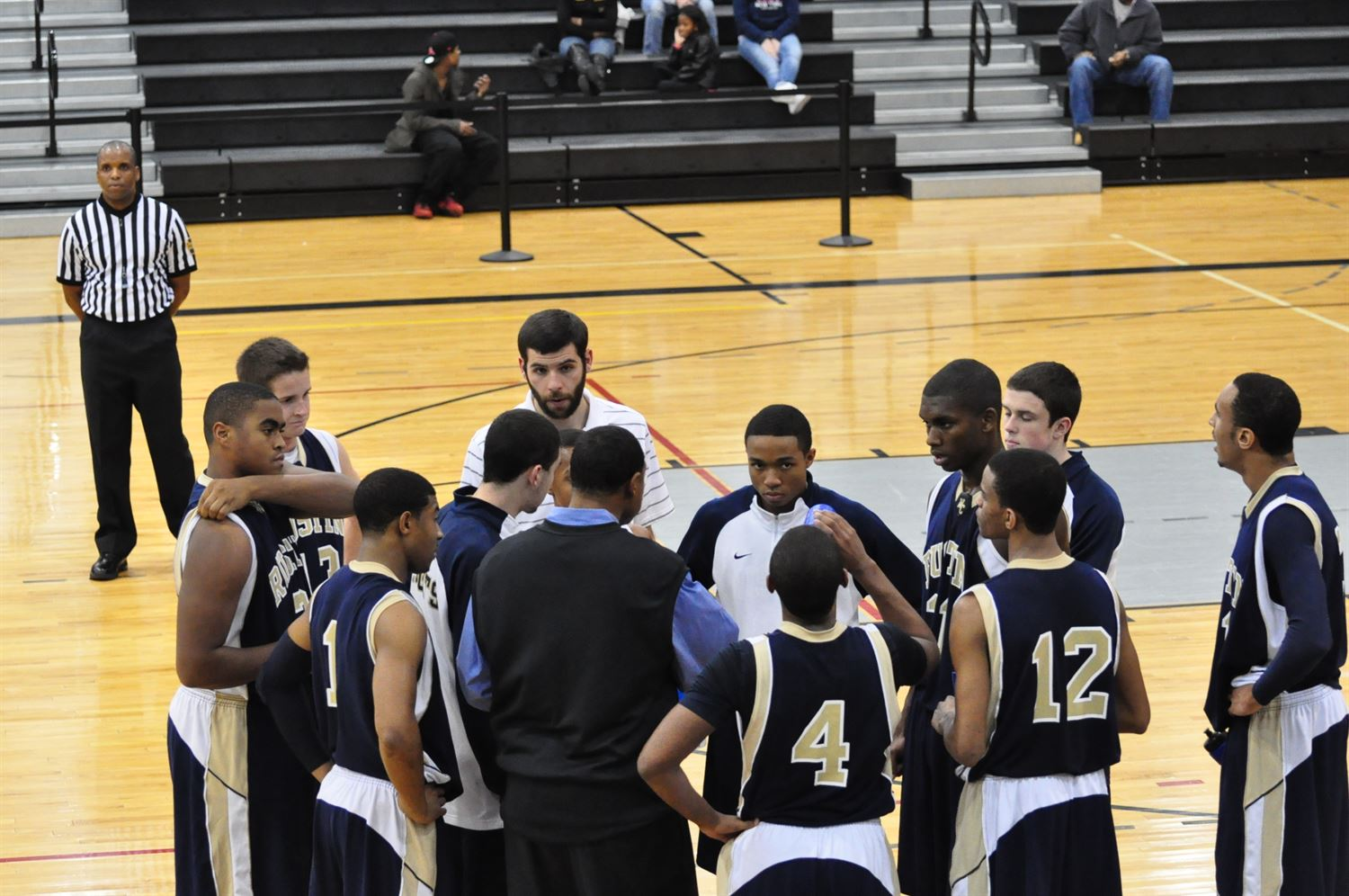 West Chester Rustin High School - Boys Varsity Basketball
