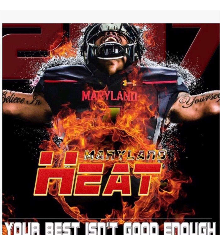 Jason Hoskins, Sr. Youth Teams - Maryland Heat 7Th Grade Red