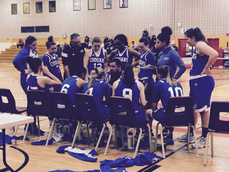 BASKETBALL: MEN'S - Champlain Lennoxville