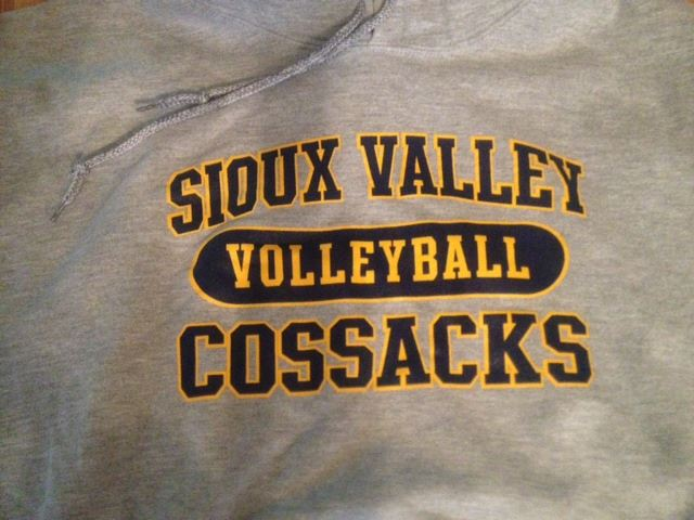 Sioux Valley High School - Girls Varsity Volleyball