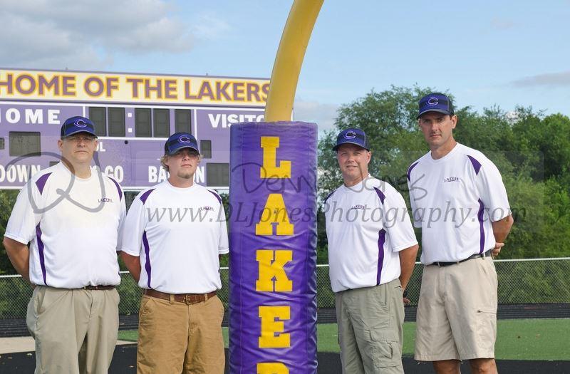Camdenton High School - Freshman Football Lakers