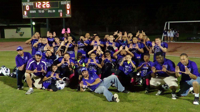 Washington Union High School - Senior Football
