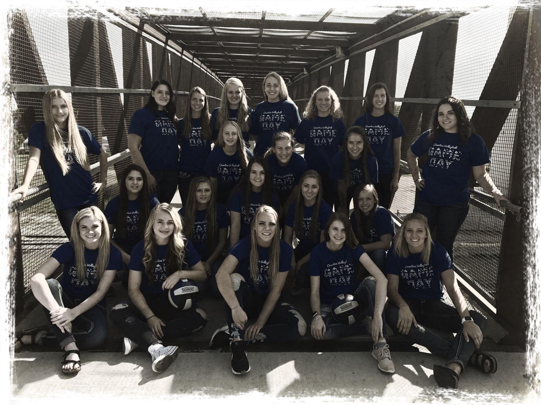 Overton Public School - Girls Varsity Volleyball