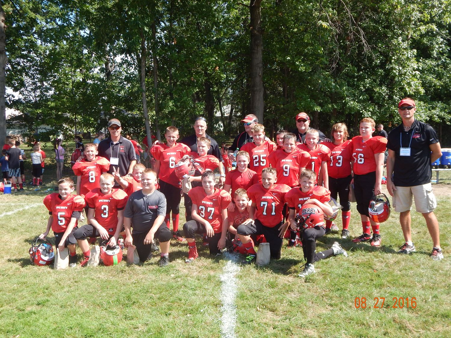 Perry Youth Teams - Lower Perry Pirates