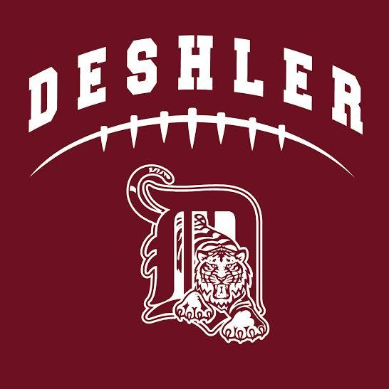 Boys Varsity Football - Deshler High School