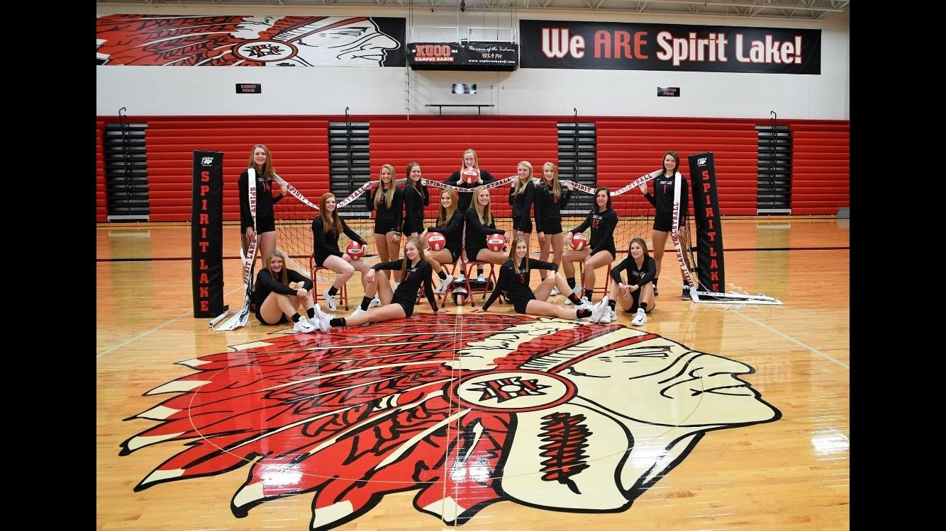 Spirit Lake High School - Spirit Lake Varsity Volleyball