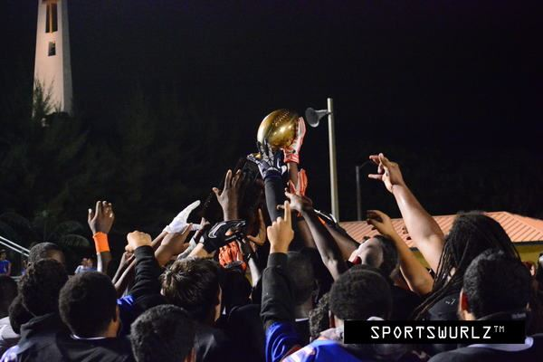 Hialeah-Miami Lakes High School - Boys Varsity Football