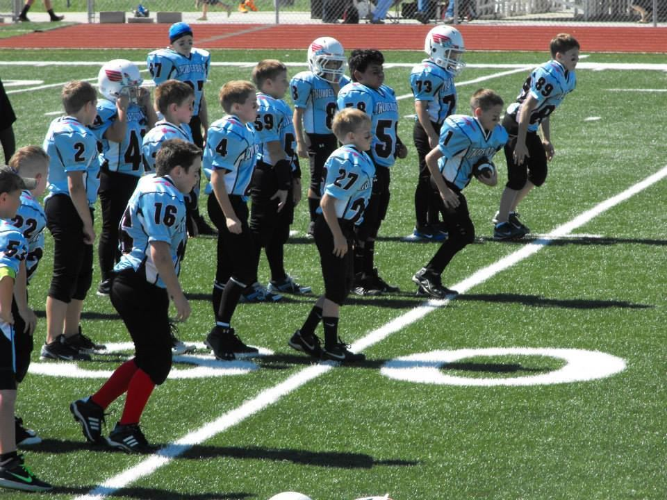 Jeff Ferguson Youth Teams - Thunderbirds