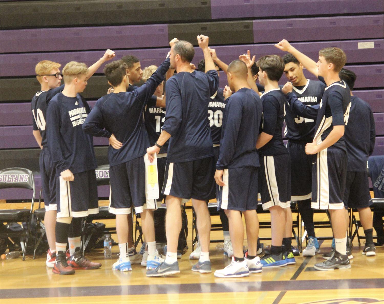 Maranatha Christian High School - Varsity Boys Basketball