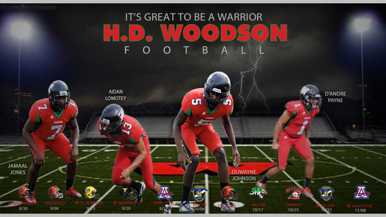 Woodson High School - Boys Varsity Football