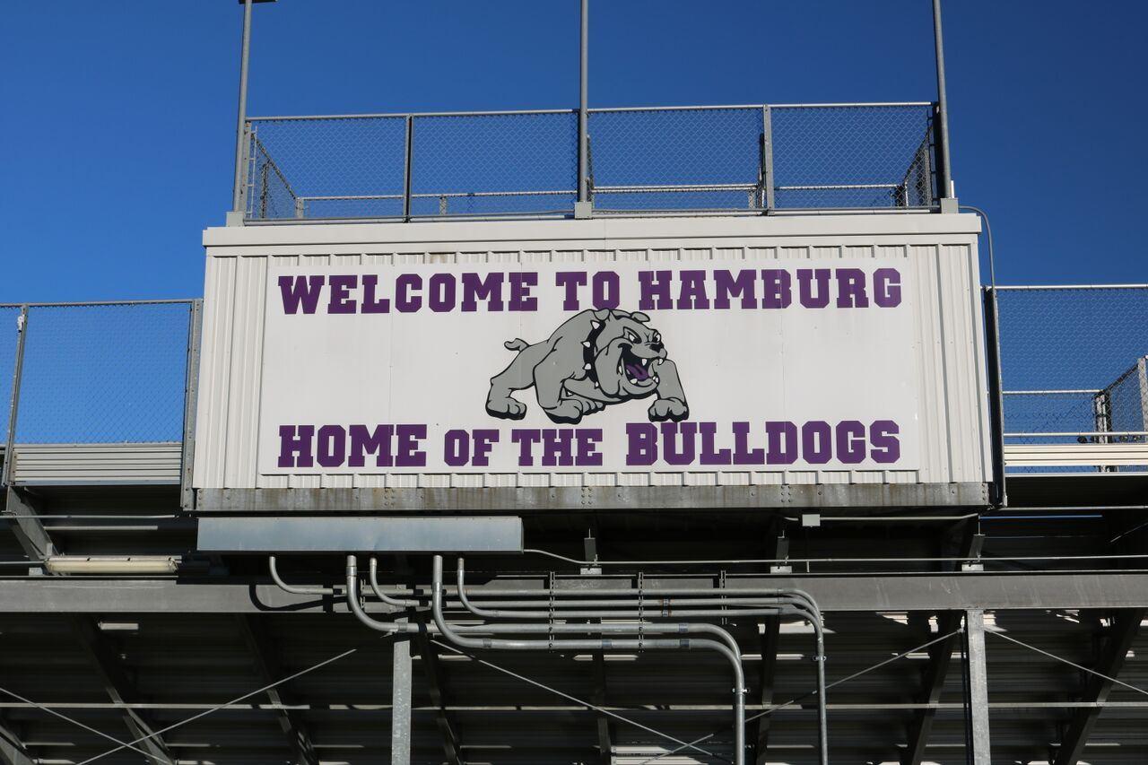 Hamburg High School - Varsity Football
