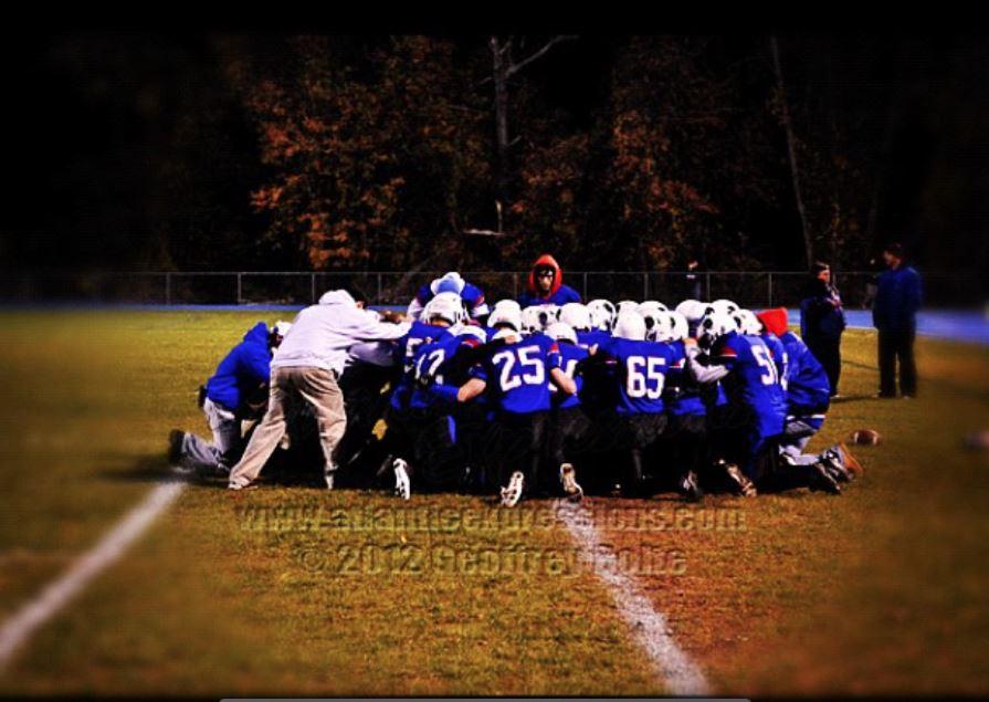 Quinebaug Valley Pride - Boys Varsity Football