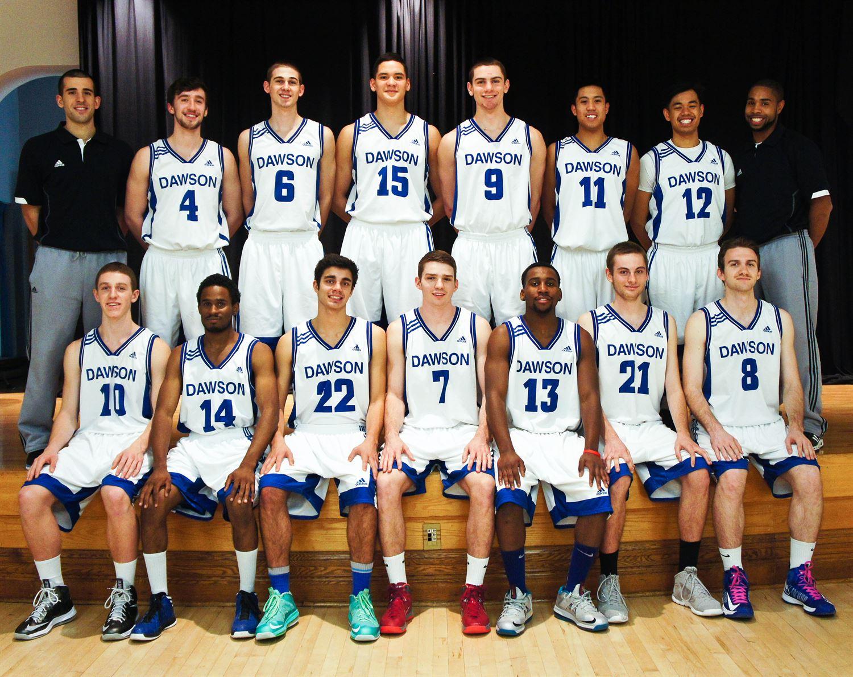 Dawson College - Men's Division 2 Basketball