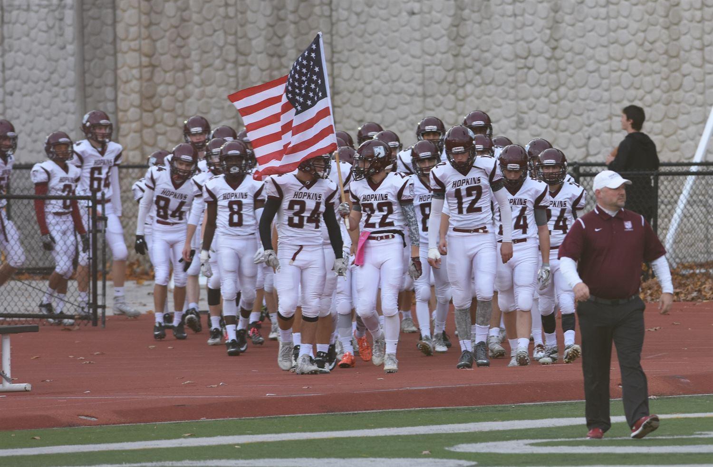 Hopkins High School - Boys Varsity Football