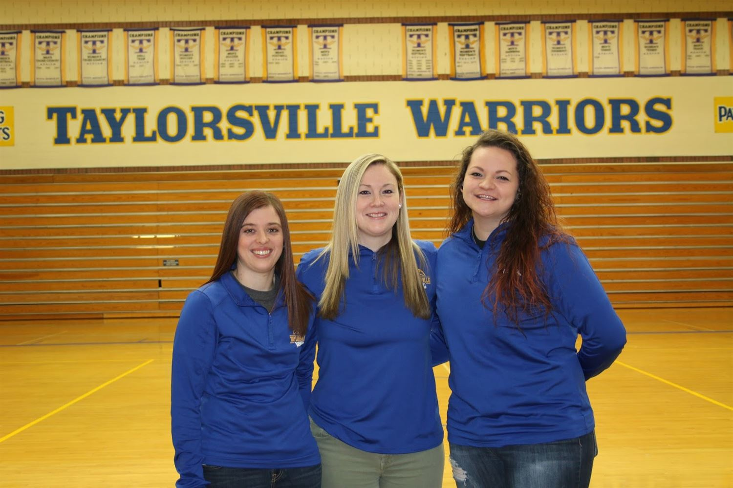Taylorsville High School - Girls' Sophomore Basketball