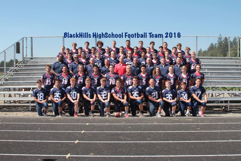 Black Hills High School - Boys Varsity Football