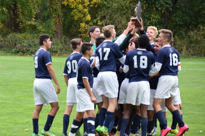 Cranbrook Kingswood High School - Boys Varsity Futbol