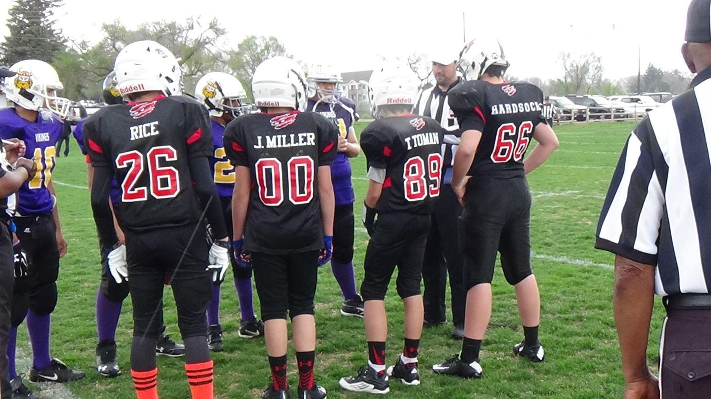 Youth Football - Northgate Predators