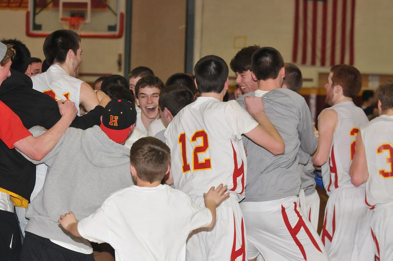 Haverford Township High School - Boys Varsity Basketball